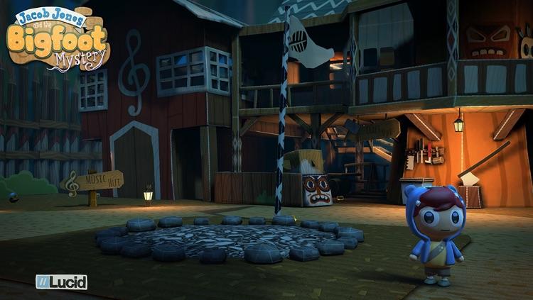 Jacob Jones and the Bigfoot Mystery Prologue screenshot-3