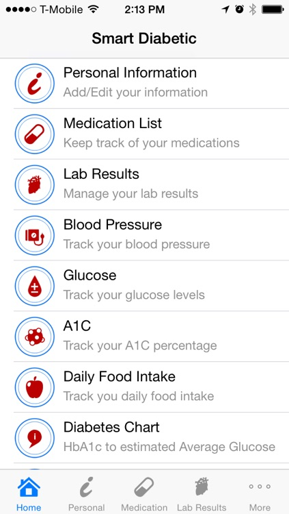 Smart Diabetic screenshot-0