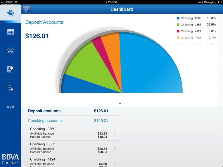 BBVA Compass screenshot-0