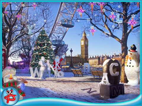 Christmas Mysteriez: Free Hidden Object screenshot 4