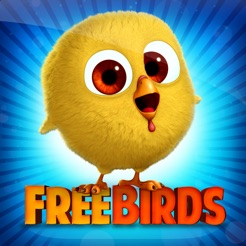 Free Birds Movie - Baby Turkey Trouble