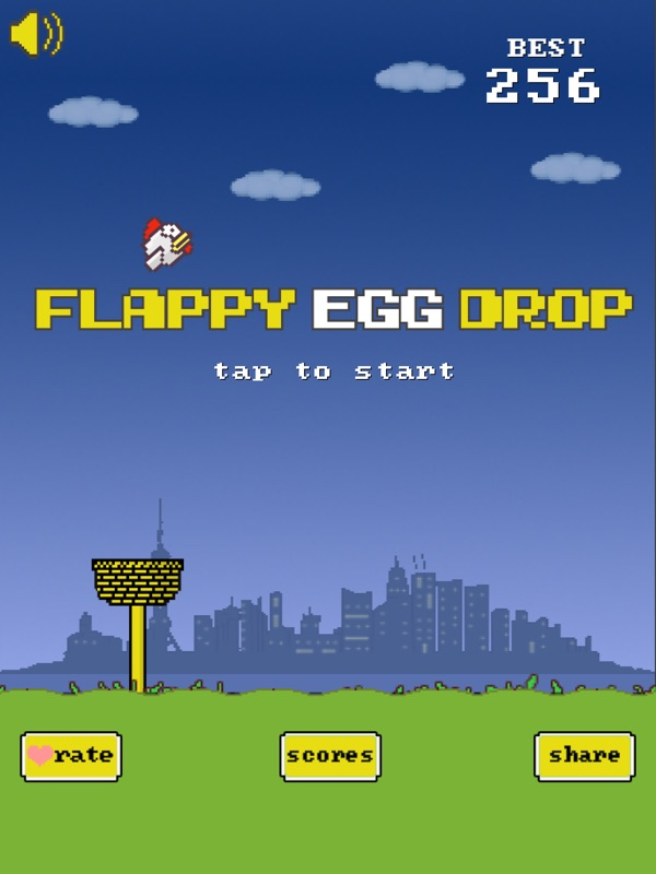Flappy Egg Drop Free Fall Online Hack Tool