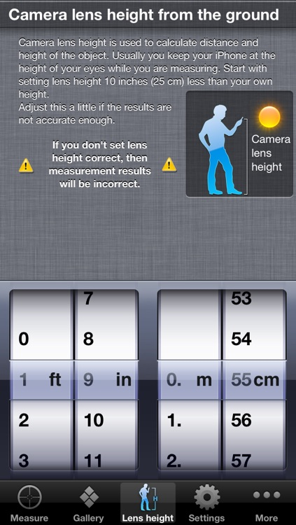Point & Measure screenshot-1