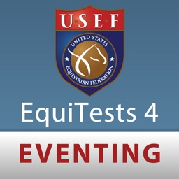 USEF EquiTests 4 - 2014 Eventing Dressage Tests