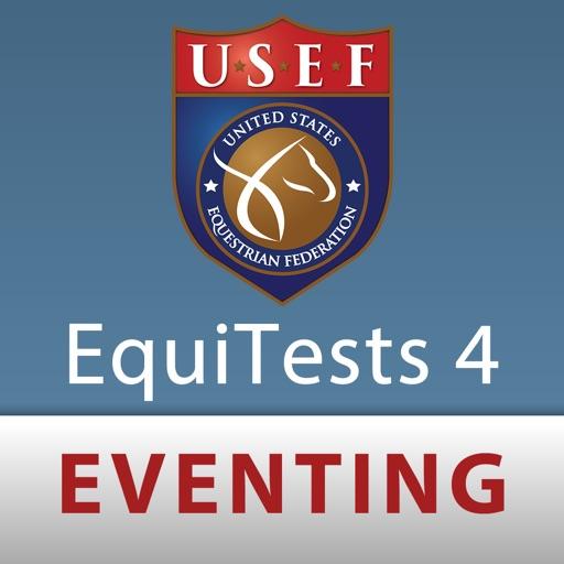 USEF EquiTests 4 - 2014 Eventing Dressage Tests