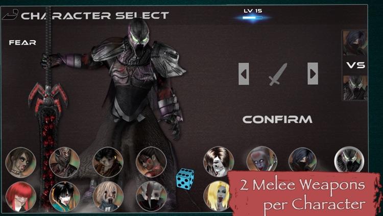 Beyond Fighting 2 - Undead Warriors screenshot-3
