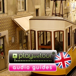 Lisbon touristic audio guide (english audio)
