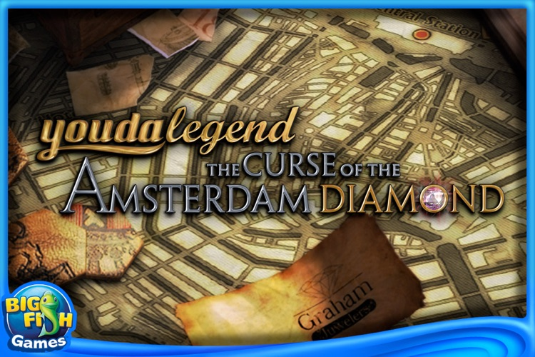 Youda Legend: The Curse of the Amsterdam Diamond (Full)