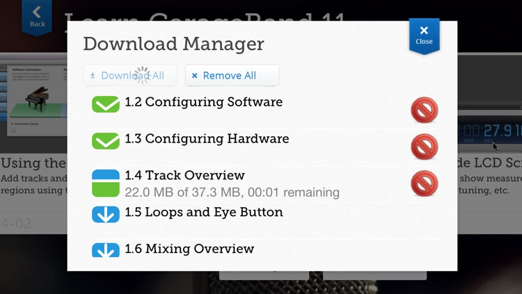 Learn GarageBand in 30 Days screenshot-3