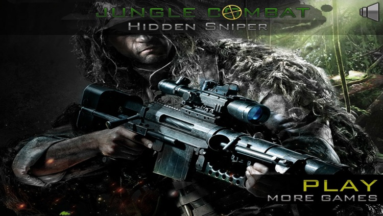 Jungle Combat - Sniper Conflict Free screenshot-0
