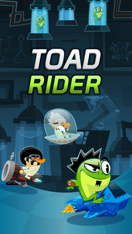 Toad Rider screenshot-0