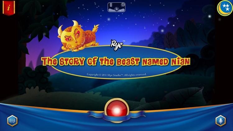 RyeBooks: The Beast Nian -by Rye Studio