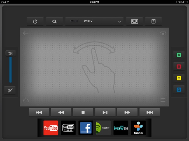 WD TV Remote on the App Store