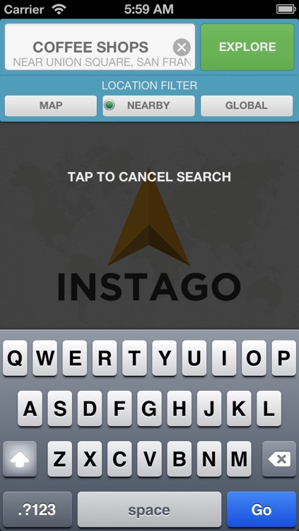 Instago - Go Anywhere On Instagram screenshot-4