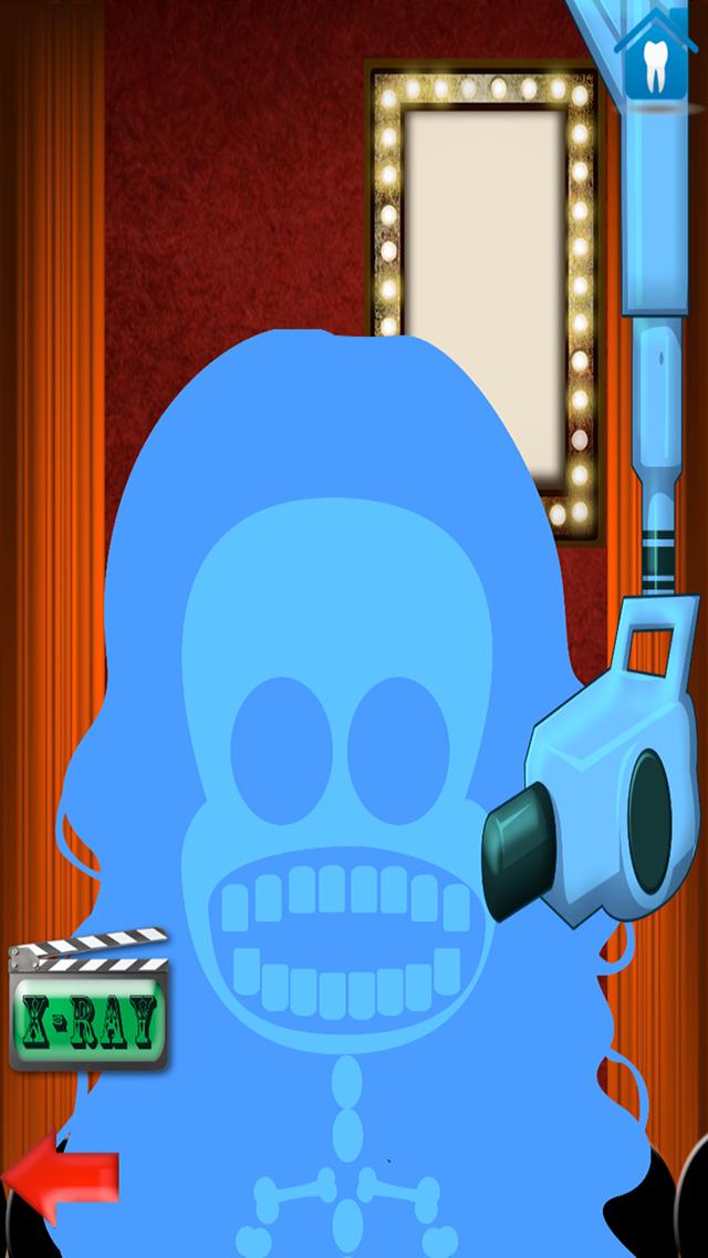 Celebrity Dentist Office Teeth Dress Up Game - Fun Free Nurse Makeover Games for Kids, Girls, Boysのおすすめ画像2
