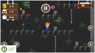 Screenshot from Little Strawhair's World 2