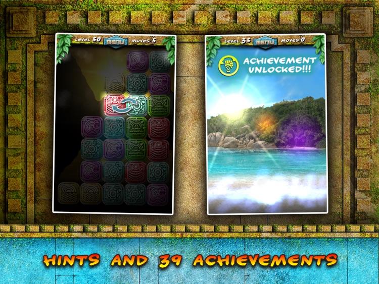 Mayan Puzzle HD screenshot-3