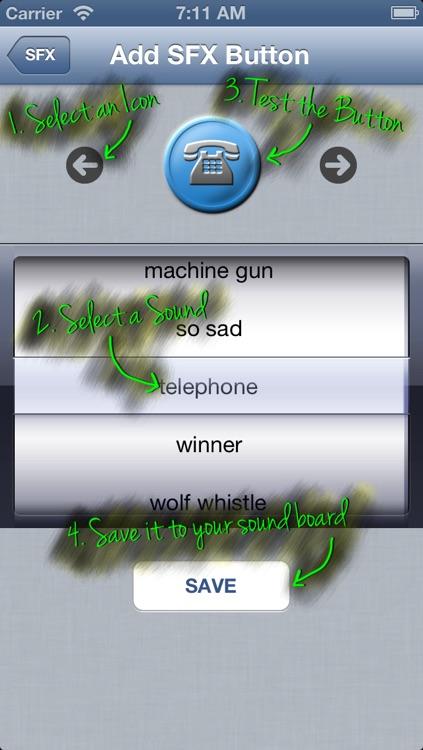 SFX screenshot-1