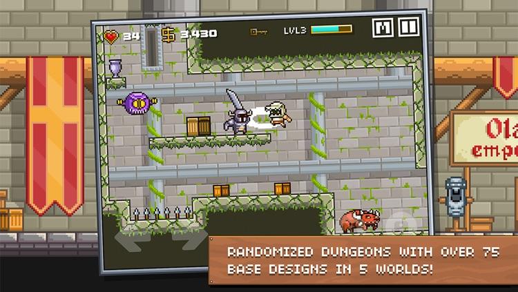Devious Dungeon screenshot-4