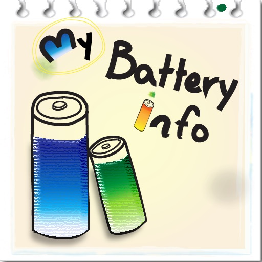 My Battery Info iOS App