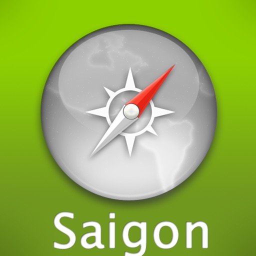Saigon Travel Map