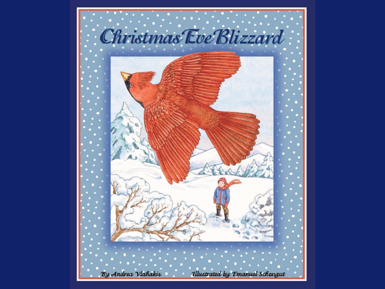 Christmas Eve Blizzard (Picture Book)