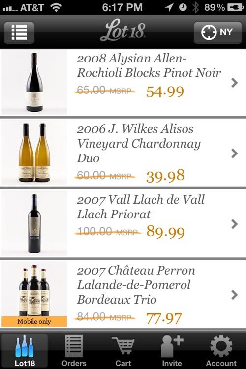 Lot18 Wine