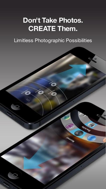 Blux Camera Pro screenshot-3