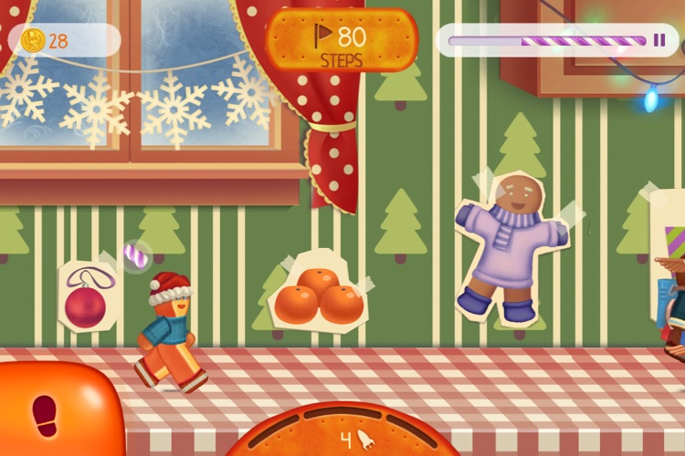Gingy: Xmas story screenshot-1