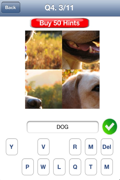4 Pics 1 Word - Close Up Edition