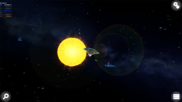 Collapse or Oblivion: Solar Creator Free screenshot-0