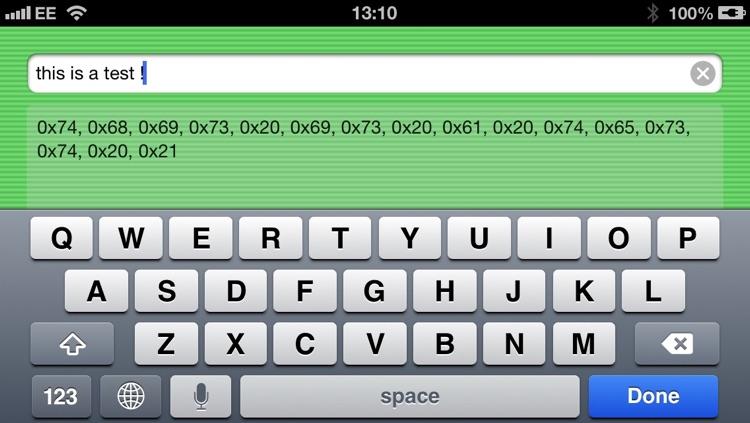 Binary Table Free screenshot-3