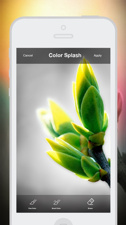 PhotoShоt - Photo Editor (Best Professional Photo Editor with Cool Effects) screenshot-1