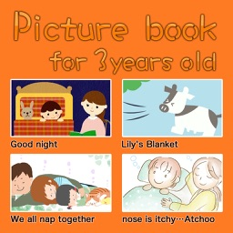 Picture book for 3 years old