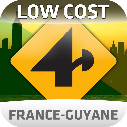 Nav4D France-Guyane @ LOW COST icon