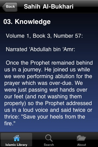 Islamic Books Collection (Hadith Quran Islam) screenshot-4