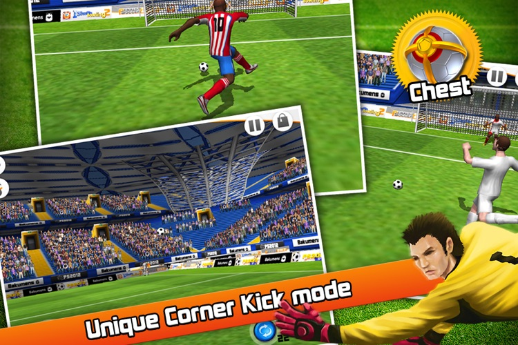 Penalty Soccer 2012 screenshot-3