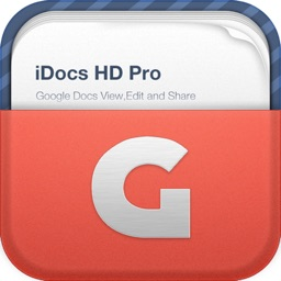 iDocs HD Pro for Google Docs™ and Google Drive™