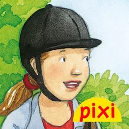 """Pixi Buch """"Unterwegs mit den Ponys"""""""