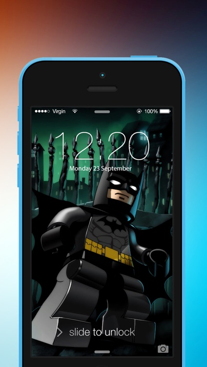 HD Wallpapers for Lego : Ratina Background & Lock Screen for all iOS Device screenshot-4