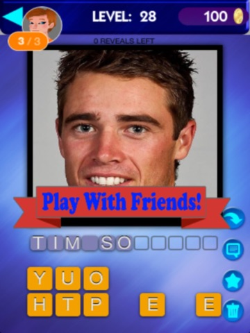 Guess Who Cricket Quiz - Legends & Idols Edition - Free Version-ipad-1