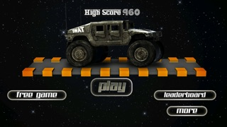Highway SWAT Police Pursuit - Hot monster truck racing game-0