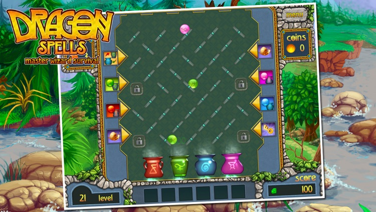 """Dragon Spells Master Wizard Survival Multiplayer by """"Fun Free Kids Games"""" for iPhone, iPad and iPod Touch screenshot-4"""