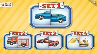 Kids Games - Cars Match Game for Kids (2+) screenshot three