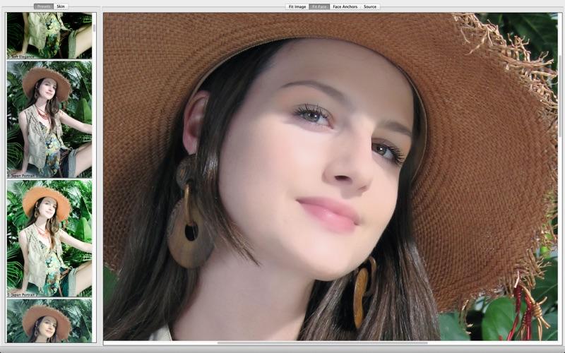 Portrait Presets 101 screenshot 5