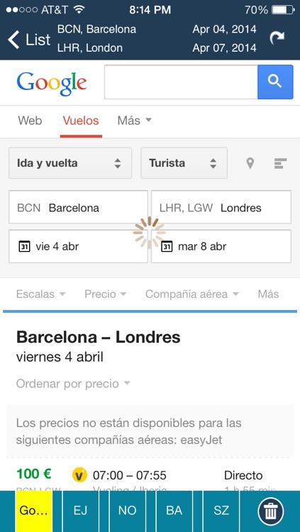 Barcelona El Prat Airport + Flight Tracker Premium BCN screenshot-4