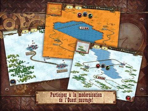 Screenshot #5 pour Railroad Story HD
