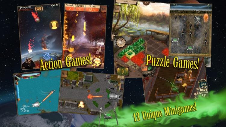 The War of The Worlds: Adventure screenshot-4
