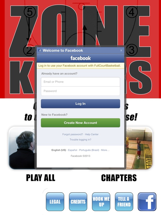 Zone Defense Killers: Scoring Playbook - with Coach Lason Perkins - Full Court Basketball Training Instruction - XL screenshot-4