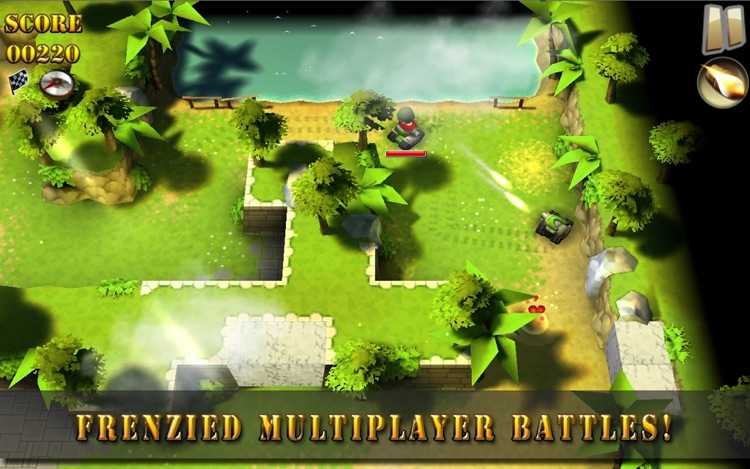 Tank Riders screenshot-3